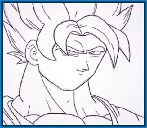 imagenes de dragon ball z kai para dibujar a lapiz dibujos faciles de dibujar de dragon ball z imagui