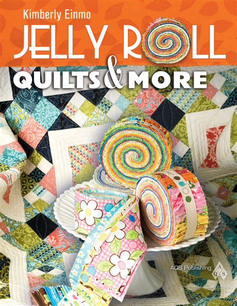 Jelly Roll Quilt Book by Book 2 171 Einmo