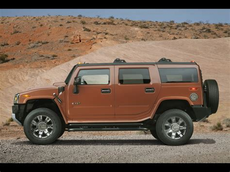 Hummer Limited 2009 hummer h2 black chrome limited edition wallpapers by