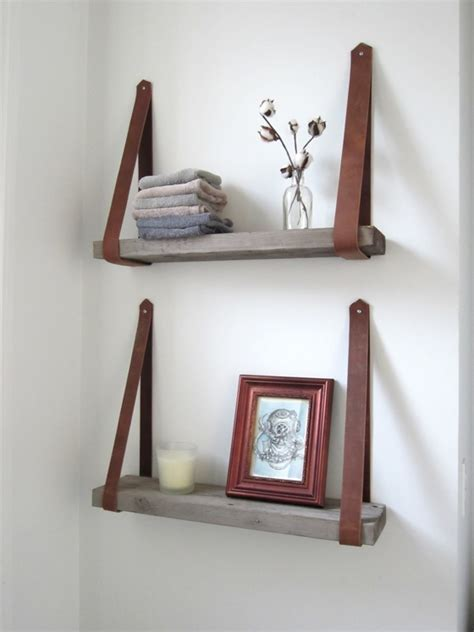 Building Bathroom Shelves 10 Stylish Diy Shelves My And