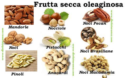 alimenti ad alto valore biologico informati a tavola benefici di frutta secca e semi oleaginosi