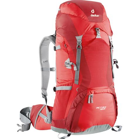 Jual Deuter Air Contact 40 10 Sl deuter act lite 40 10 backpack 2440cu in backcountry