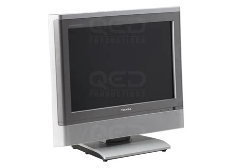 Monitor Lcd Toshiba 17 qed productions equipment toshiba 17wlt56