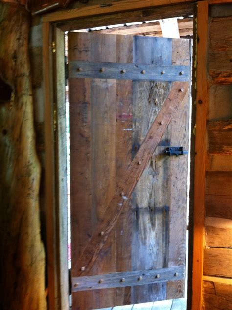 rustic cabin door mentone ala log cabins and barns