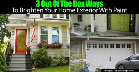 paint your house exterior free 3 out of the box ways to brighten your home exterior with
