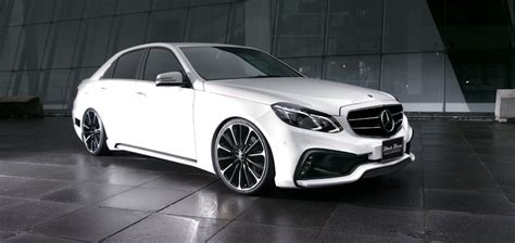 wald international does it again with a mercedes e class