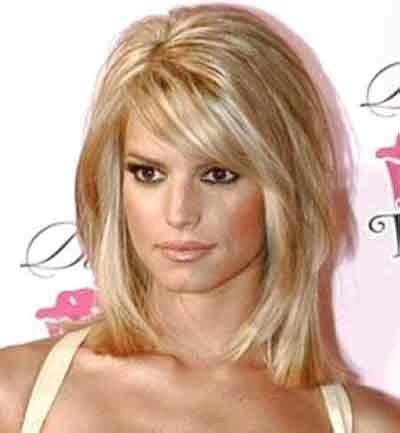 shoulder level straight hair style bob hairstyles for women over 45 best short long haircut