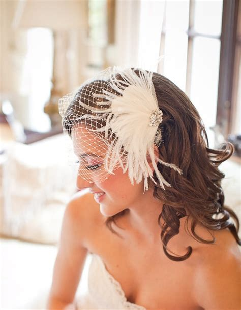 Wedding Hairstyles For Hair With Birdcage Veil by Wedding Hairstyles For Hair With Birdcage Veil 14
