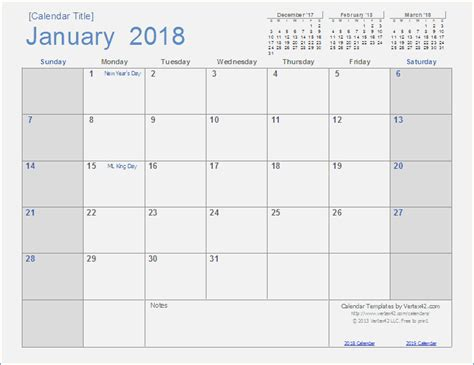 2018 calendar template for powerpoint 2010 free powerpoint calendar templates 2013 images