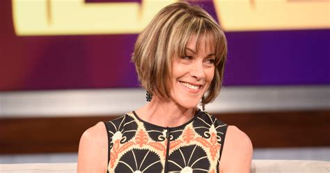 wendy malicks new shag haircut wendie malick new haircut 2014 wendy malicks new shag