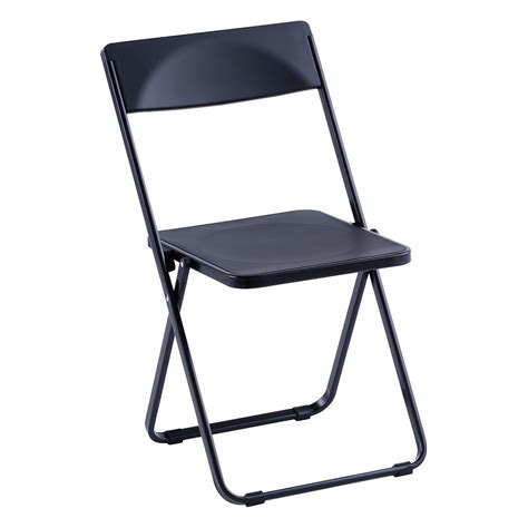 container store desk chair black poppin slim folding chair the container store