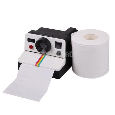 decorative single toilet paper cover vintage camera toilet paper tissue roll holder box covers