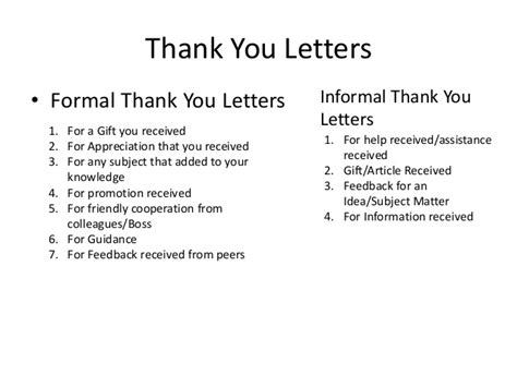 Thank You Letter To Your Cooperating Mba Sem 2 Unit 3 Business Letters