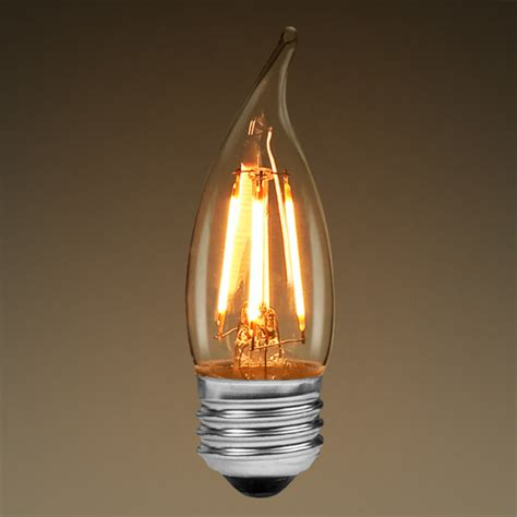 led bulbs chandelier 3 5w led chandelier bulb 2700k lifebulb 10113