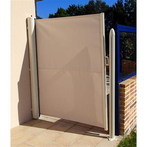 Brise Vue En Toile Pour Terrasse by Store Ext 233 Rieur Brise Vue En Toile Acrylique Je Cree Mon