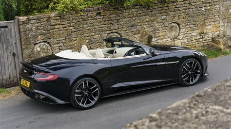Aston Martin Lagonda Interior 2018 Aston Martin Vanquish S Volante First Drive The