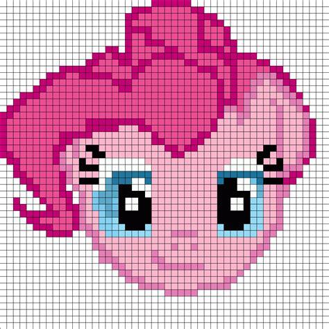 perler bead pattern pinkie pie perler bead pattern bead sprites