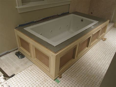 bathtub panel bathtub panel bbg carpentry inc