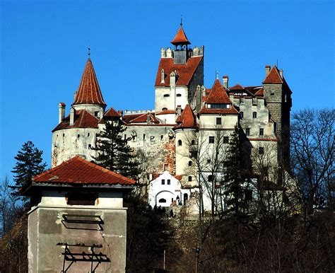 home of dracula castle in transylvania dracula castle