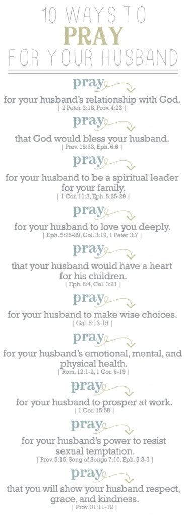 newlywed book of prayers praying for your new spouse the husband s version books 10 ways to pray for your husband