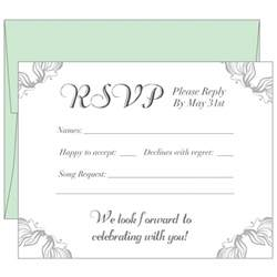 rsvp cards wedding wedding response cards printing uk print rsvp card