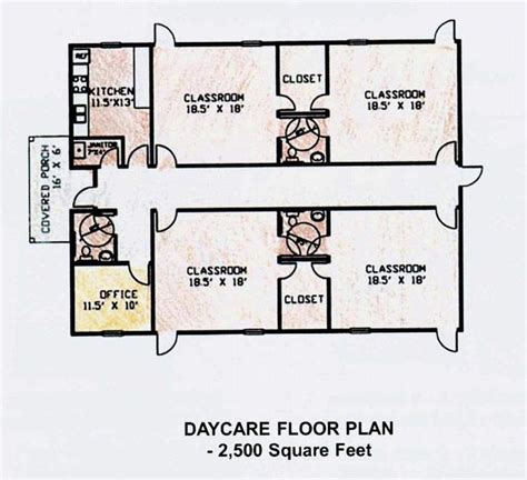 floor plan for daycare 12 best make your own floor plans using different types of