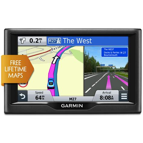Garmin Nuvi 57 Lm Gps Sea garmin nuvi 57lm gps satnav uk ireland free lifetime map