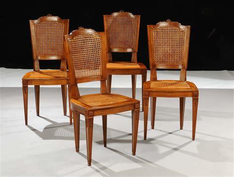sedia luigi xvi quattro sedie luigi xvi xviii secolo antiquariato