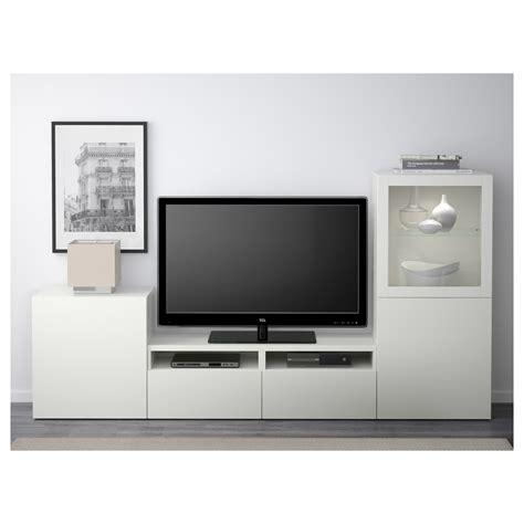 ikea besta tv storage best 197 tv storage combination glass doors lappviken sindvik