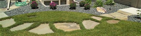 Flagstone Walkways 187 Natural Environments Landscaping Landscaping Fargo Nd