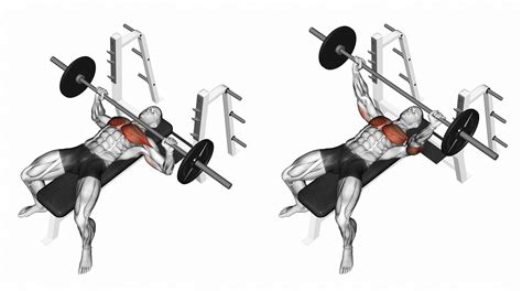 underhand bench press 8 arm exercises to build muscle fitness 1440