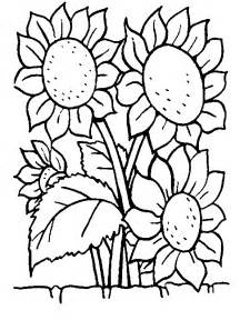 printable coloring pages for flowers coloring pages
