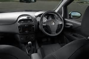 Fiat Punto Interior Styling 187 2013 Fiat Punto Impressions