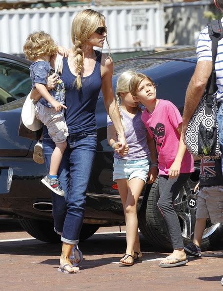Richards Shopping And Daughters Shopping In Malibu by Lola Sheen Photos Photos Richards Takes The