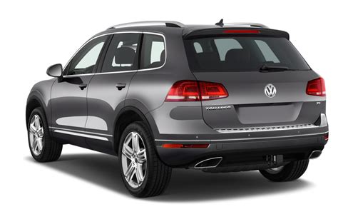 2015 Volkswagen Suv by 2015 Volkswagen Touareg Reviews And Rating Motor Trend