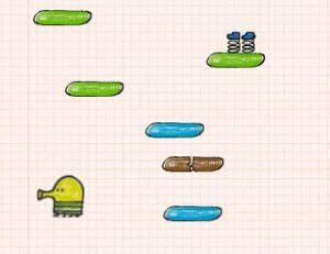 doodle jump lima sky notre s 233 lection des meilleurs jeux vid 233 o pour iphone