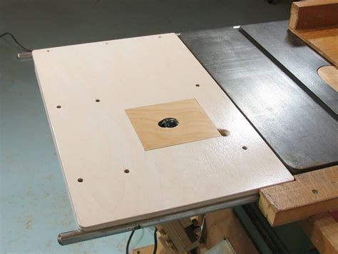 how to build a router table pdf how to build a router table top plans free
