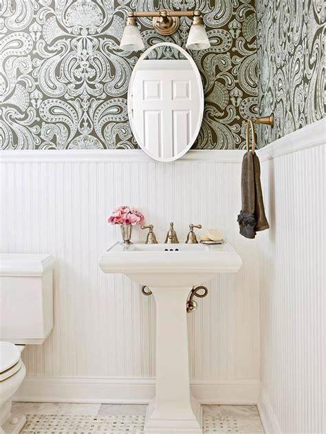 wallpaper   powder room  inspired room