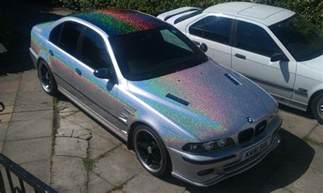 Car Paint Buy Uk Metal Flake 120grams Silver Holo 200 Micron Ebay