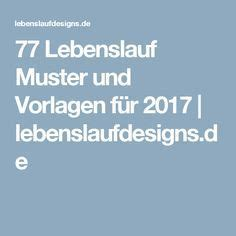 Lebenslauf Vorlage Ios 25 best ideas about lebenslauf muster on