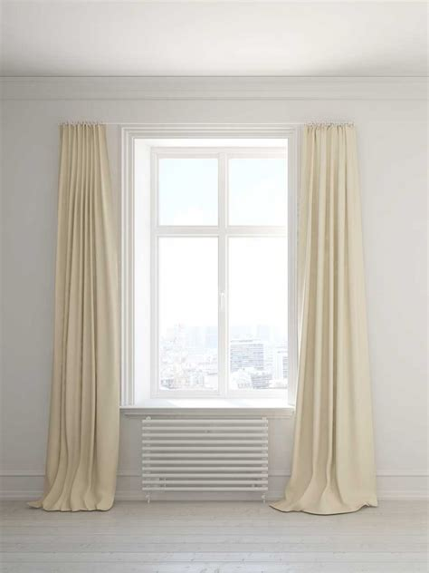 how low should curtains hang low should curtains hang bedroom awesome decoration of