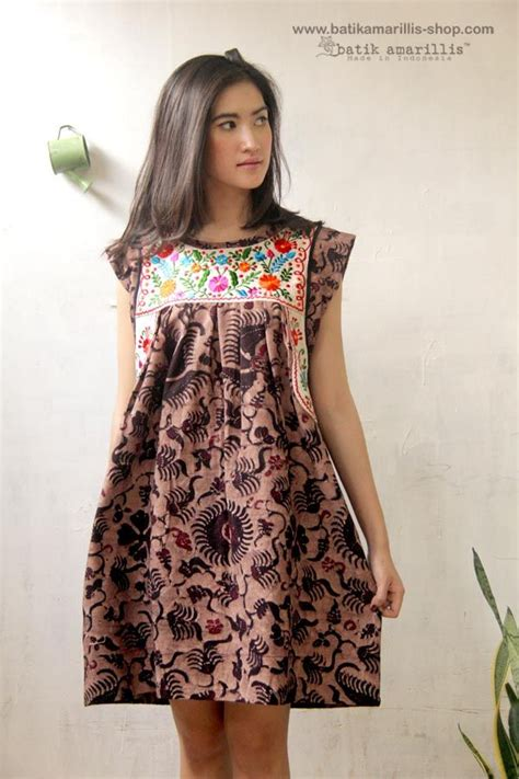 Baju Grid Tunic 294 best klambi batik images on batik dress
