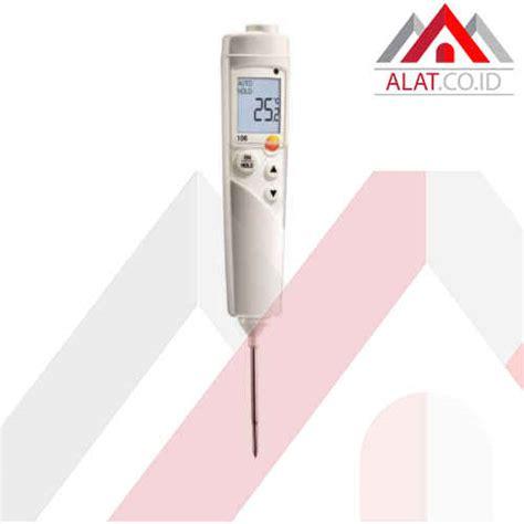 Termometer Tusuk termometer testo 106 distributor alat ukur dan uji indonesia