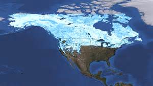 map of snow cover in america svs america snow cover maps