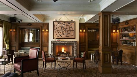 Hotel Rooms With Fireplaces by The Best Hotel Fireplaces In Nyc