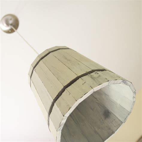 Pendant Lights Diy Be Different Act Normal Diy Wooden Pendant Lighting
