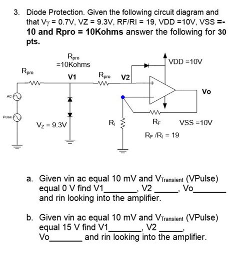 rectifier circuit questions diode circuits questions and answers 28 images for the zener diode voltage regulator circuit