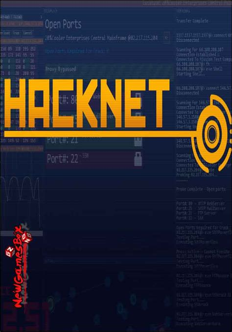 full version pc games net hacknet free download full version pc game setup