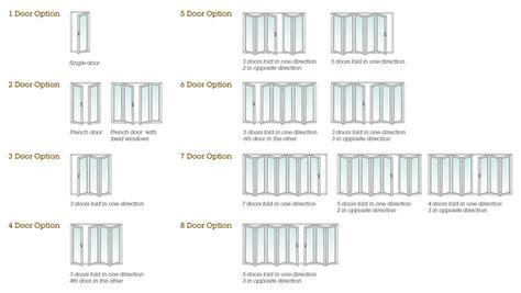 Bifold Door Sizes by Folding Doors Folding Doors Sizes
