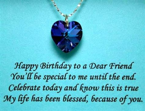 Happy Birthday Wishes To A Special Friend 52 Best Birthday Wishes For Friend With Images